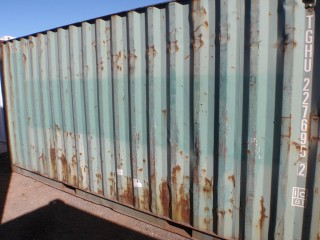 20FT General Purpose - Watertight & Structurally Sufficient Second Hand Container