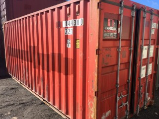 20FT General Purpose - Furniture Quality Second Hand Container