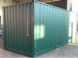 20FT General Purpose - Near New One Trip Container (2018/2019 Build)