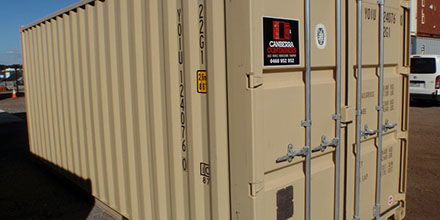 General Purpose 20ft Shipping Containers