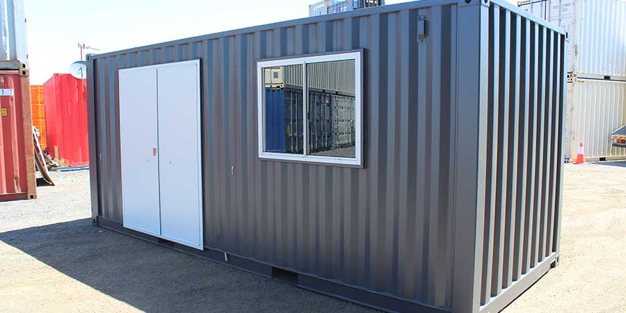 Container Alterations Canberra Containers