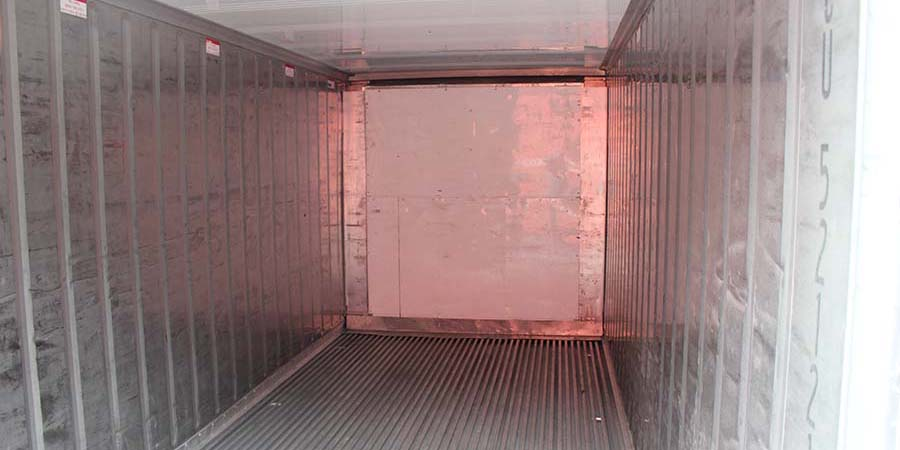 INSIDE REFRIGERATED